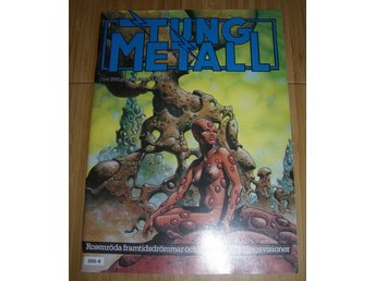 TUNG METALL NR 41986 Fint skick