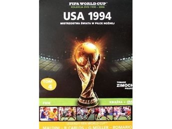 USA 1994 - Fifa World Cup - DVD