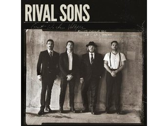 Rival Sons - Great Western Valkyrie - CD