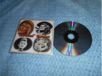 Monica Zetterlund - Allround Monica (CD) Rare!! VG++/EX - Göteborg - Monica Zetterlund - Allround Monica (CD) Rare!! VG++/EX - Göteborg