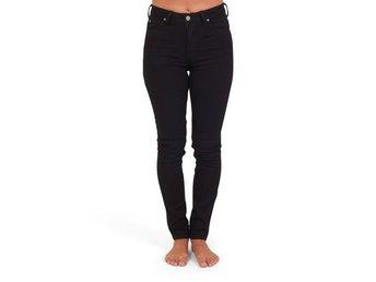 Lee Skyler Jeans Black Rinse - Black, W33/L33 (ord. pris 999 kr) - Svedala - Lee Skyler Jeans Black Rinse - Black, W33/L33 (ord. pris 999 kr) - Svedala