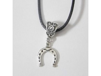 Hästsko halsband / Horseshoe necklace