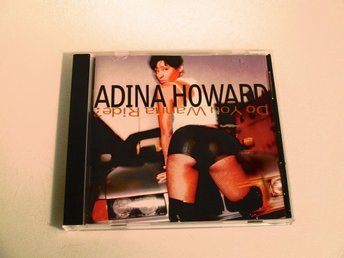 Adina Howard - Do You Wanna Ride - FINT SKICK!