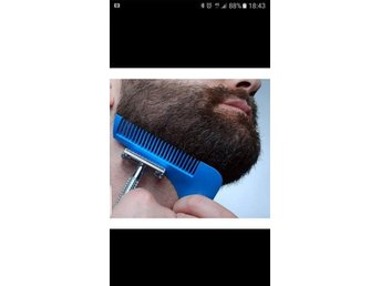 Skäggmall Beard Shaping Tool
