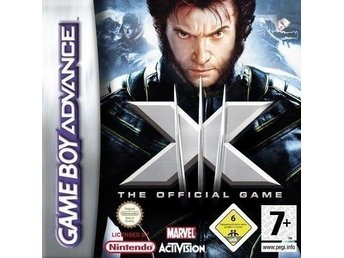 X-Men 3 - Official Game - Gameboy Advance