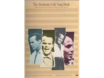 The Belafonte Folk Song Book