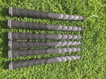 10 st Svart / Svarta Golfpride Midsize New Decade Multi C golfgrepp - Varberg - 10 st Svart / Svarta Golfpride Midsize New Decade Multi C golfgrepp - Varberg