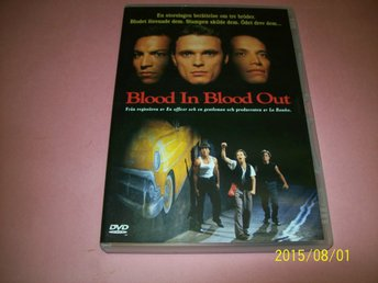 BLOOD IN BLOOD OUT - UTGÅTT BL.A SVENSK TEXT An epic story of three brothers. Bo
