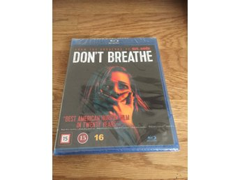 Blu-ray  : dont breathe (inplastad)