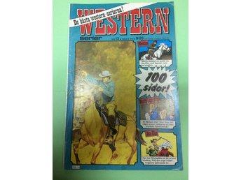 Western nr 13 från 1983 - Odensbacken - Western nr 13 från 1983 - Odensbacken