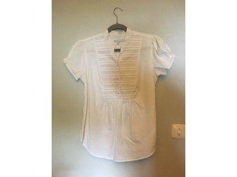 GAP skjorta, vit - Storlek M - Asmundtorp - GAP skjorta, vit - Storlek M - Asmundtorp