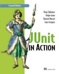 JUnit in Action av Petar Tahchiev , Felipe Leme , Vincent Massol 9781935182023