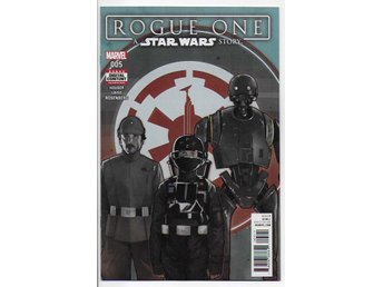Star Wars: Rogue One Adaptation # 5 NM Ny Import