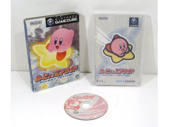Kirby's Air Ride till japansk GameCube