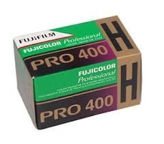 FUJI PRO 400H, analog film, 135 film, color negative film