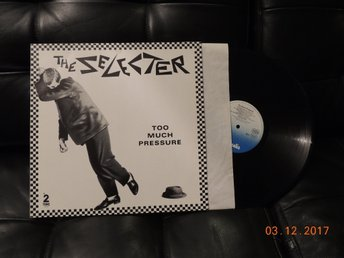 "The Selecter "" Too Much Pressure"""