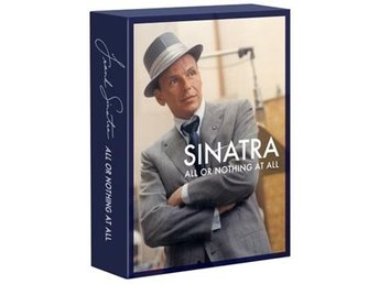 Sinatra Frank: All or nothing at all (4 DVD + CD)