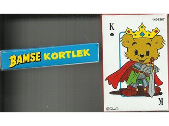 BAMSE KORTLEK