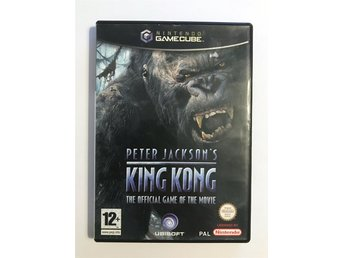 Peter Jackson's King Kong: The Official Game of the Movie – spel till Gamecube