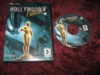 HOLLYWOOD PICTURES 2 PC CD-ROM