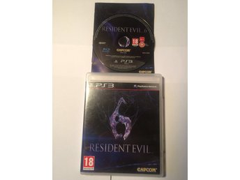 Resident evil 6 ps3, playstation 3