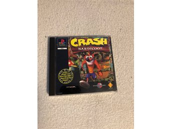 Crash Bandicoot - Komplett