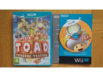 Nintendo Wii U: Captain Toad: Treasure Tracker