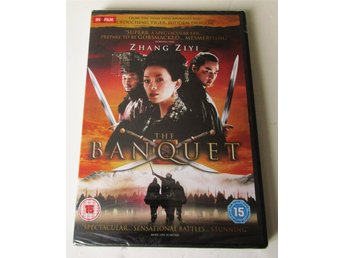 The Banquet / The Empress – DVD - NY