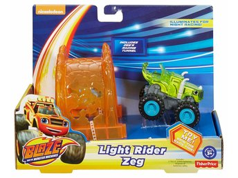 Blaze och Monstermaskinerna  Light Rider Rider Zeg