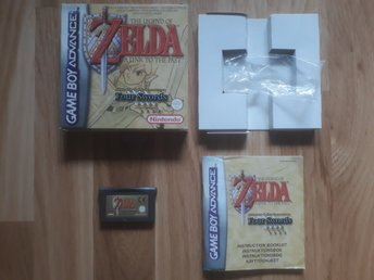 The Legend of Zelda: A Link to the Past Game Boy Advance