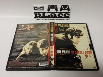 The Panic In Needle Park DVD