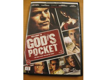GOD´S POCKET - PHILIP SEYMOUR HOFFMAN, JOHN TURTURRO - DVD 2015