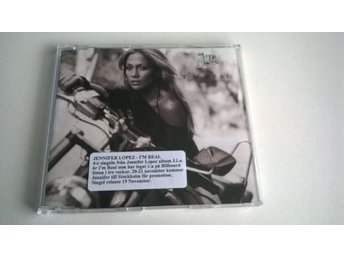 Jennifer Lopez ‎– I'm Real , CD