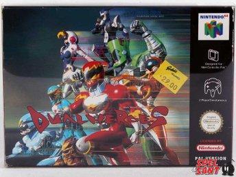 Dual Heroes (inkl. Skyddsbox & Bergsala) - Norrtälje - Dual Heroes (inkl. Skyddsbox & Bergsala) - Norrtälje
