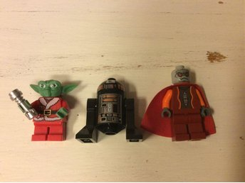 LEGO Star Wars Minifigurer, Yoda mm.