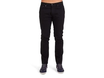 Grant 405 Jeans Regular Fit Black - Black, W40/L32 (ord. pris 499 kr)