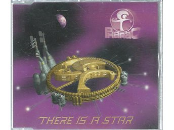 PHARAC - THERE IS A STAR   ( CD MAXI/SINGLE )
