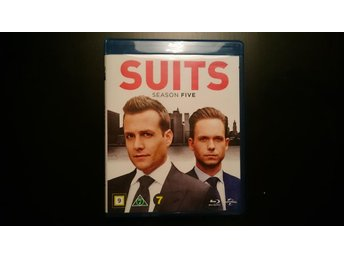 Suits - Säsong 5 Blu-ray