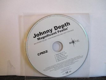 JOHNNY DEPTH - MAGNIFICENT FEELIN'