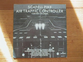 SCAFELL PIKE : AIR TRAFFIC CONTROLLER vinylsingel