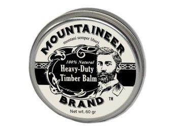 Mountaineer Brand Heavy Duty Timber Balm 60g - Mölndal - Mountaineer Brand Heavy Duty Timber Balm 60g - Mölndal