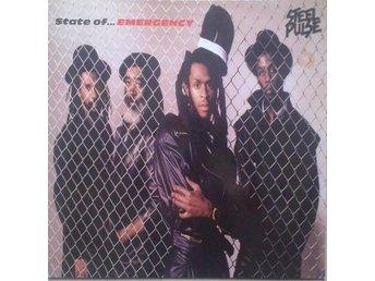 Steel Pulse title* State Of Emergency* Reggae, Dancehall Germany LP - Hägersten - Steel Pulse title* State Of Emergency* Reggae, Dancehall Germany LP - Hägersten