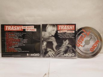 MOJO - TRASH! THE ROOTS OF PUNK!