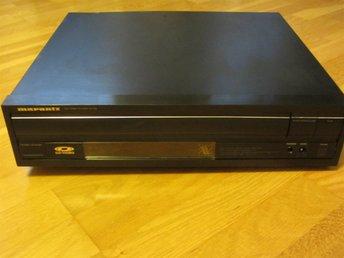 Laserdisc spelare Marantz CV-55 (som Philips CDV-475) , defekt - Ekerö - Laserdisc spelare Marantz CV-55 (som Philips CDV-475) , defekt - Ekerö
