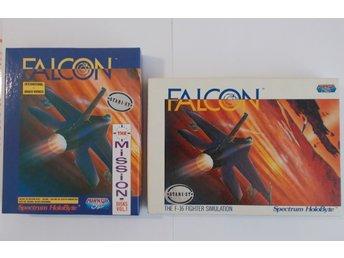 Atari ST: Falcon Falcon the Mission! - Linköping - Atari ST: Falcon Falcon the Mission! - Linköping