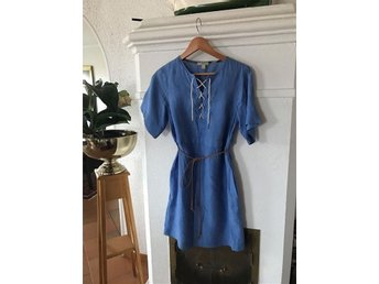 Äkta Burberry Brit tid-front dress - Tvååker - Äkta Burberry Brit tid-front dress - Tvååker