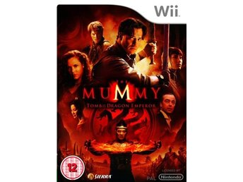 Mummy - Tomb Of The Dragon Emperor Nintendo Wii