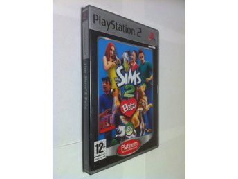 PS2: The Sims 2 (II) Pets