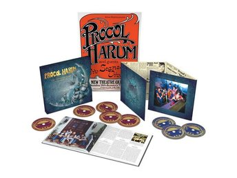 Procol Harum: Still there'll be more 1967-2017 (5 CD + 3 DVD)