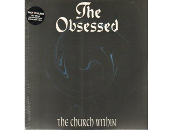 THE OBSESSED - THE CHURCH WITHIN (LTD EDT, COLOURED VINYL, GATEFOLD) 2xLP